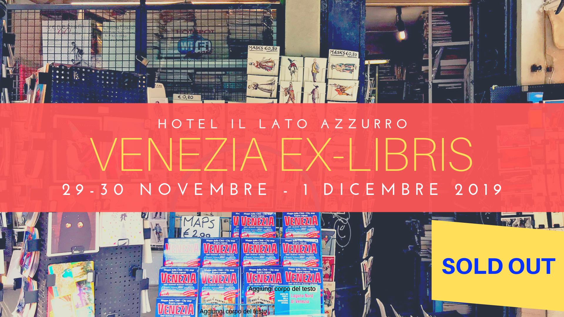 Venezia Ex-Libris